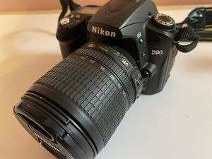 Nikon D90 Camera for Sale in Clemmons, NC