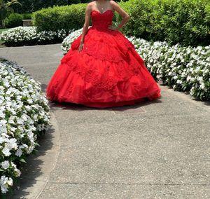 "Quinceanera dress ""Terry Costa"" for Sale in Dallas, TX"