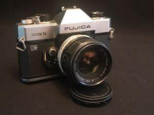 Fujica ST 801 film camera for Sale in Aloha, OR