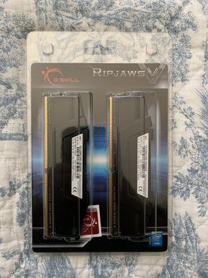 G.Skill RipJaws 2x8gb=16gb DDR4 3200 for Sale in Vallejo, CA