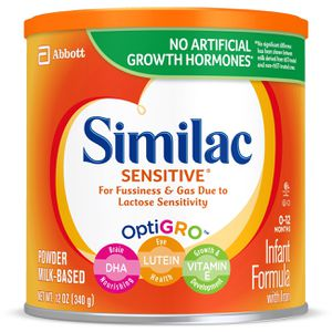 Similac sensitive infant formula with iron, powder, 12 OZ. for Sale in Laredo, TX