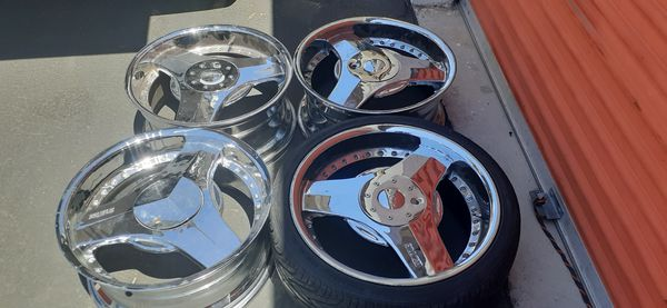 20x9 rare brutus blade rims hard to find great condition $140obo