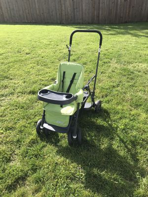 Joovy Caboose double stroller for Sale in Annandale, VA