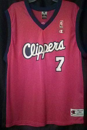 Lamar Odom clippers jersey for Sale in Wichita, KS