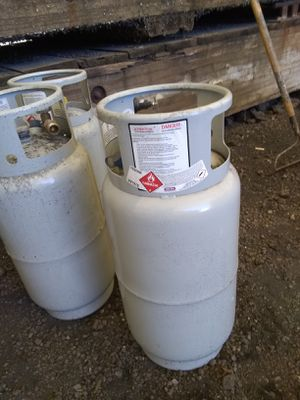 Forklift propane tanks for Sale in Tacoma, WA