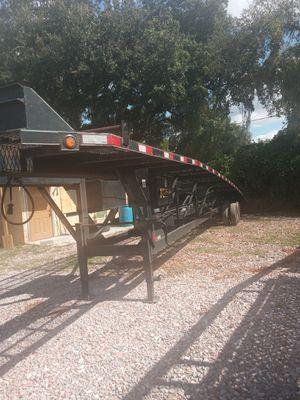 2014 4 car trailer for Sale in Davenport, FL