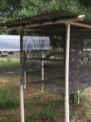 Large Exotic Bird Cages (2) $150 Each for Sale in Lutz, FL