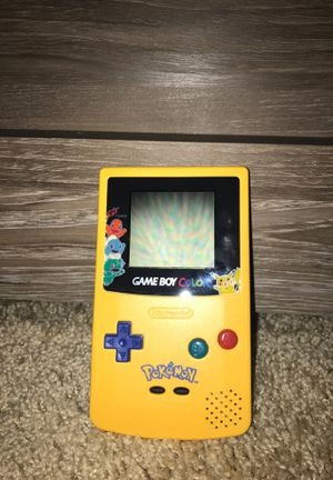 Gameboy color for Sale in Snellville, GA