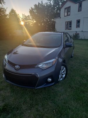 Toyota corolla S 2014 clean florida title for Sale in Chicago, IL