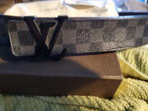 Louis vuitton belt for Sale in Los Angeles, CA
