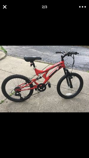 18 inch Red Bike for kids for Sale in Chicago, IL