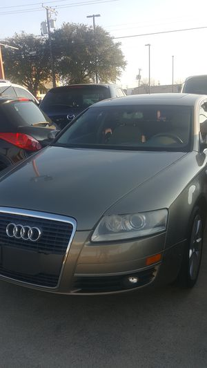 2006 Audi A6 for Sale in TX, US