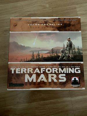 Terraforming Mars board game for Sale in Montebello, CA