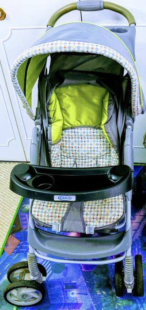 Graco stroller that fits infant car seat for Sale in Manchester, CT