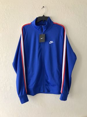 Nike N98 Tribute Track Jacket Size Large for Sale in Lauderdale Lakes, FL