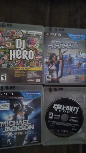 Games PlayStation 3 for Sale in Chesapeake, VA