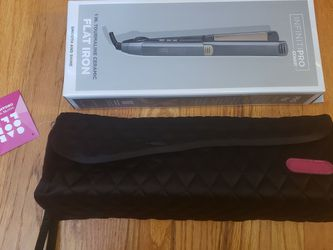 Conair InfinityPro 1'' Tourmaline Ceramic Flat Iron for Sale in Central Islip,  NY