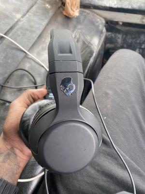 Bluetooth skull headphones crazy for Sale in Philadelphia, PA