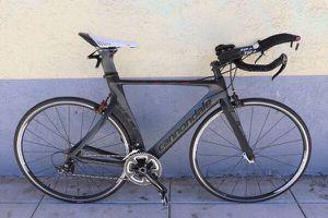 2013 Cannondale Slice 5 105 Aero Carbon Fiber TT 55cm Bike for Sale in Los Angeles, CA