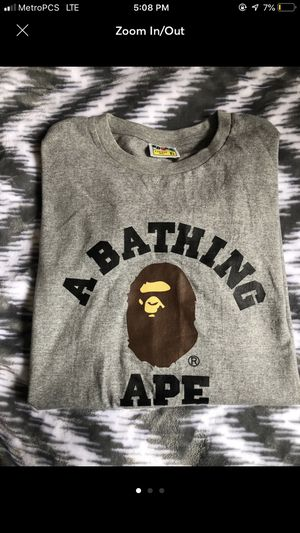 Bape Long sleeve for Sale in West Covina, CA
