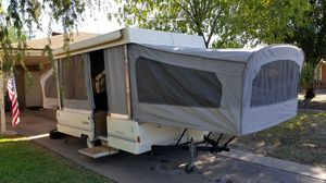 Coleman Chesapeake Pop-up Camper / Glamper for Sale in Phoenix, AZ