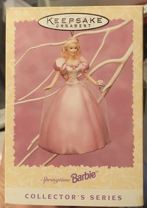 Hallmark Springtime Barbie for Sale in Export, PA
