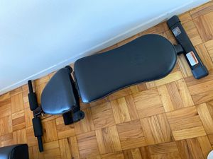 Compact adjustable weight bench for Sale in Washington, DC