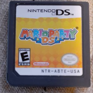 Mario party ds Nintendo ds for Sale in Fresno, CA