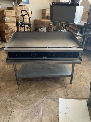 48 inch flat griddle for Sale in Phoenix, AZ