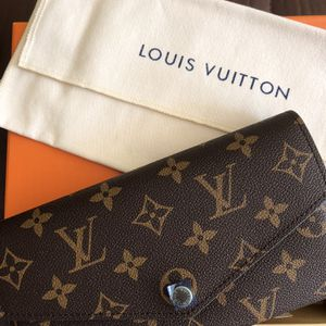 Louis Vuitton Wallet Purse Brown Monogram New for Sale in New York, NY