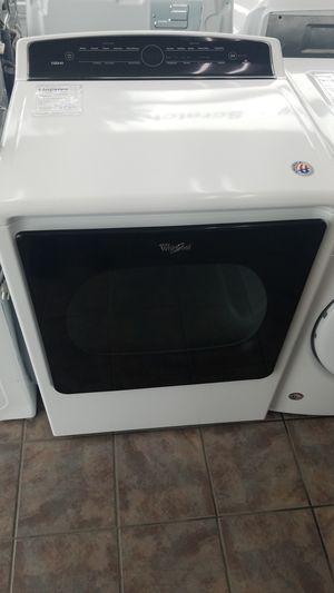Brand new Whirlpool 8.8 gas dryer for Sale in Dearborn, MI