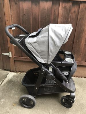 Graco Click Connect Stroller & Car seat $100 for Sale in San Jose, CA