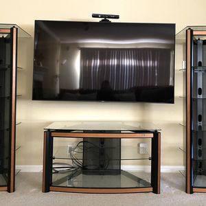 Entertainment Center 3 Pieces for Sale in Campbell, CA