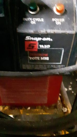 Snapon 110 mig welder for Sale in Brewer, ME