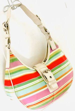 Coach Shoulder Bag Purse for Sale in Bluemont, VA