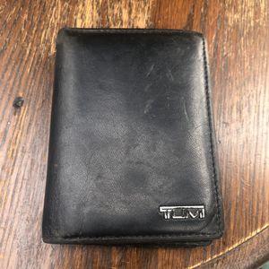 Tumi men's wallet for Sale in San Jose, CA