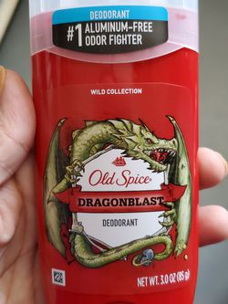 Old Spice Deodorant Dragonblast for Sale in Belleview,  FL