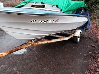 16 Ft Boat for Sale in Vancouver,  WA