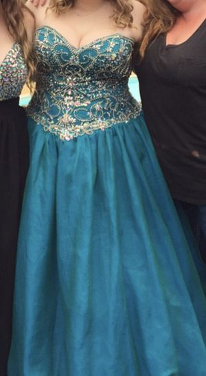Prom dress size 22 for Sale in Sykesville, MD