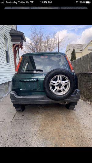 2000 HONDA CRV 159,000 for Sale in Newport, RI