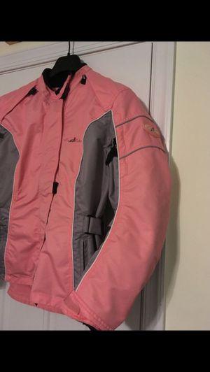 Women's motorcycle jacket for Sale in Alexandria, VA