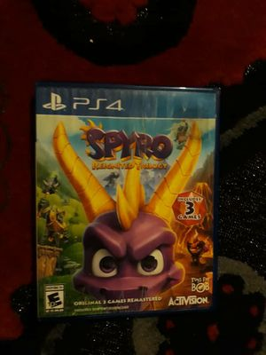 Spyro PS4 for Sale in Columbus, OH
