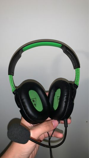 turtle beach headset for Sale in Freeport, NY