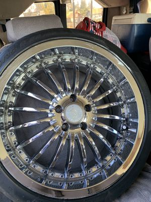 "*** 20"" Rims *** for Sale in Bakersfield, CA"