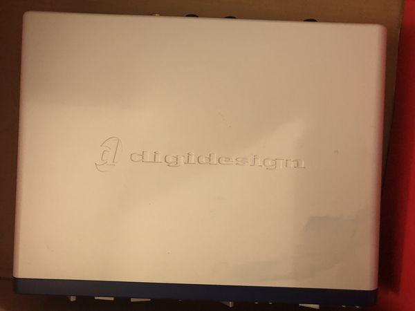 Digidesign Mbox 2 & Mbox 2 Micro Set!! $75