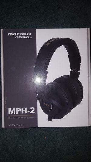 NIB Marantz professional over-ear monitoring headphones for Sale in Brentwood, CA