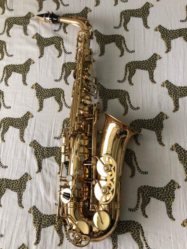 Instrumental saxophone