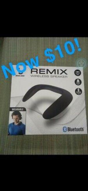 Remix wireless Bluetooth speaker for Sale in Lauderdale Lakes, FL