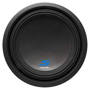 """ALPINE S-W12D4 1800W MAX (600W RMS) 12"""" TYPE-S SERIES DUAL 4 OHM SUBWOOFER for Sale in Orlando, FL"""