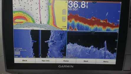 Echomap Ultra 126sv With Transducer Garmin for Sale in Stamford,  CT